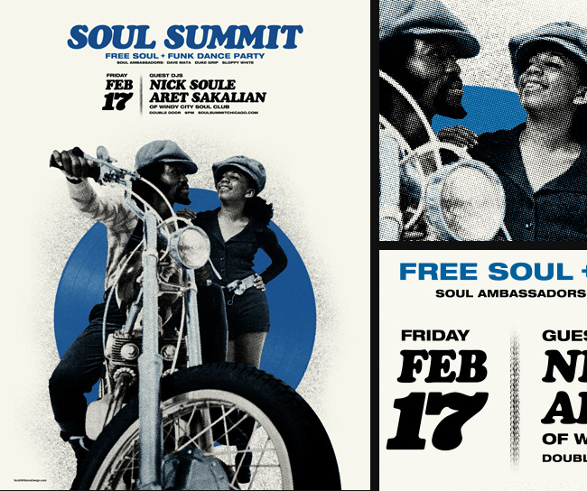 Soul Summit Poster